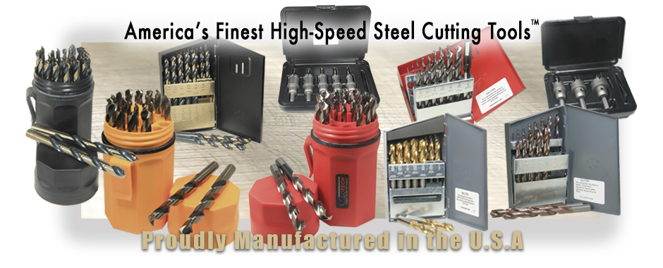Norseman Drill and Tool - Cutting Tool Sets