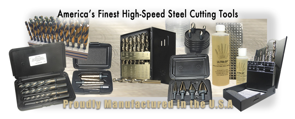 2 Pack CTD Metric Magnum Super Premium 4.5mm Drill Bit